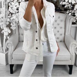 EKattire White Jeans